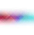lines abstract with colors background vector image