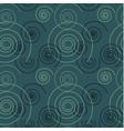 dancing swirl seamless pattern vector image
