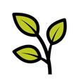 tree logo symbol vector image