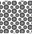 auto wheels vector image