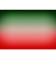 Red Green Gradient Background vector image vector image