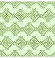 Tribal vintage pattern vector image vector image