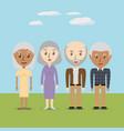 set avatars men and women of different diversity vector image vector image
