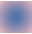 Pattern Background of Triangles in trendy Colors vector image
