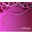 abstract background luxury cloth vector image vector image