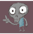 SkullBoy vector image vector image