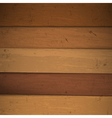 Wooden planks Texture vector image vector image