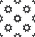 settings seamless pattern vector image vector image