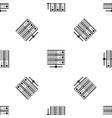 servers pattern seamless black vector image vector image