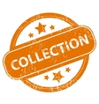 Collection grunge icon vector image vector image