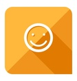 Customer satisfaction icon vector image