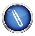 Seam ripper icon vector image