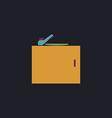 sink computer symbol vector image
