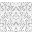 vintage art nouveau background vector image vector image