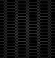 pattern design texture black color background vector image vector image