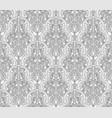 vintage art nouveau pattern vector image