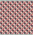 abstract geometric shape retro vintage seamless vector image vector image