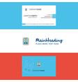 beautiful social media user profile logo and vector image