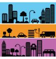 cityscapes vector image vector image