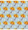 Funny umbrella vector image vector image