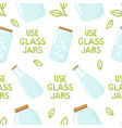 go green pattern on white background vector image