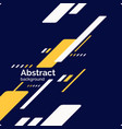 abstract background with dynamic sloping stripes vector image vector image