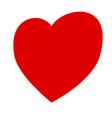 crayon valentine1 vector image vector image