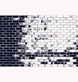 texture wall with stonework vector image