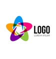abstract logo template layout Abstract vector image