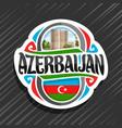 logo for azerbaijan