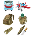 army set vector image