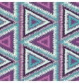 seamless pattern tribal vector image vector image