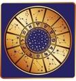 All zodiac signconstellationHoroscope circle vector image vector image