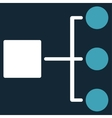 Diagram Icon from Commerce Set vector image vector image