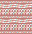 seamless pastel pattern vector image vector image