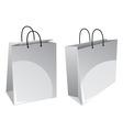 vector shopping bags vector image vector image