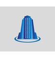 building icon symbol Building logo vector image