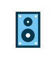 speaker icon sign symbol vector image
