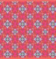 elegant seamless tiled pattern background vector image vector image