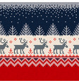 Merry christmas new year seamless pattern border