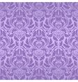 violet seamless wallpaper vector image vector image