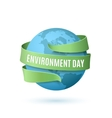 World Environment Day background vector image vector image
