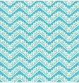 Lace seamless pattern on blue background vector image vector image