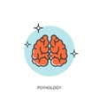 Brains Psyhology vector image