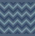 chevron retro blue decorative pattern background vector image vector image