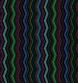 Seamless dark sewing pattern vector image vector image