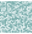 seamless texture hex grid vector image vector image