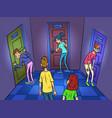 audio social network concept online conversations vector image vector image