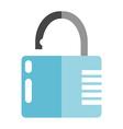 Combination Lock Icon vector image
