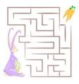 games for children childrens maze vector image